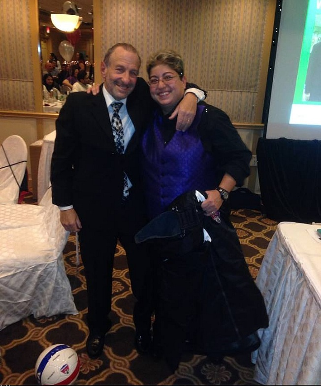 Founder Spencer Rockman and President Angie M. Tarighi